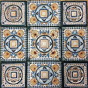 Для дома и интерьера handmade. Livemaster - original item Tiles for fireplace