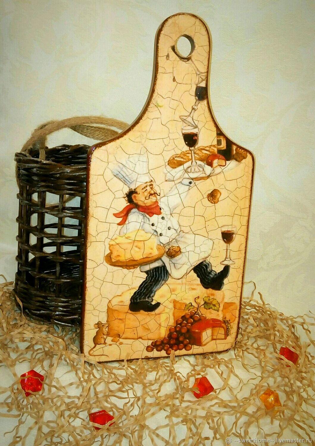 Cutting Board Chef-virtuoso
