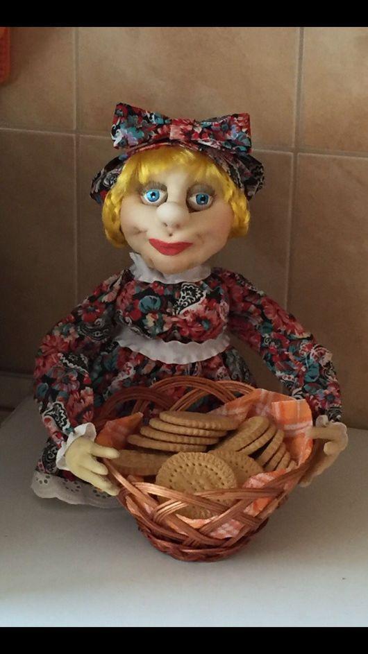 Человечки ручной работы. Ярмарка Мастеров - ручная работа. Купить Кукла конфетница. Handmade. Кукла ручной работы, для интерьера