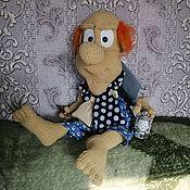 Народная кукла ручной работы. Ярмарка Мастеров - ручная работа Народная кукла: Домовой Моисей. Handmade.