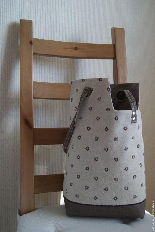 Сумки и аксессуары ручной работы. Ярмарка Мастеров - ручная работа. Купить сумка из хлока. Handmade. Бежевый, сумка через плечо