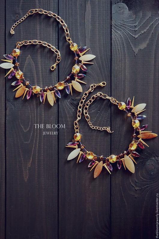 украшения The Bloom jewelry