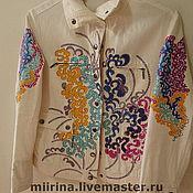 Одежда ручной работы. Ярмарка Мастеров - ручная работа летние кружева. Handmade.