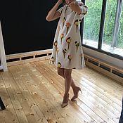 """Одежда ручной работы. Ярмарка Мастеров - ручная работа Платье """"Мороженое"""". Handmade."""