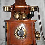 Винтаж ручной работы. Ярмарка Мастеров - ручная работа Антикварный телефон. Handmade.