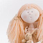 Куклы и игрушки ручной работы. Ярмарка Мастеров - ручная работа Девочка-ангел. Handmade.