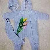 Комбинезоны ручной работы. Ярмарка Мастеров - ручная работа Комбинезон детский. Handmade.