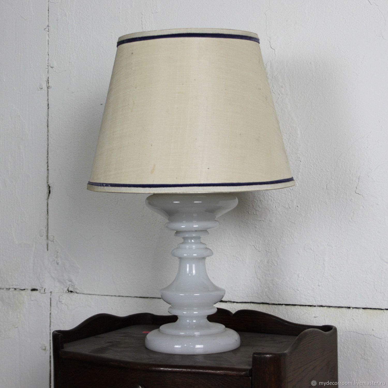 Винтаж: Старинная настольная лампа, Предметы интерьера винтажные, Москва,  Фото №1
