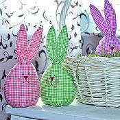 Сувениры и подарки ручной работы. Ярмарка Мастеров - ручная работа Яйца-зайцы. Handmade.