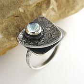Украшения handmade. Livemaster - original item silver ring with Topaz Midday Rosa(silver, Topaz NAT.). Handmade.