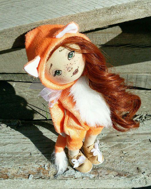 Коллекционные куклы ручной работы. Ярмарка Мастеров - ручная работа. Купить Интерьерная кукла. Handmade. Белый, кукла ручной работы