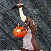 Куклы и игрушки ручной работы. Ярмарка Мастеров - ручная работа Осень:). Handmade.