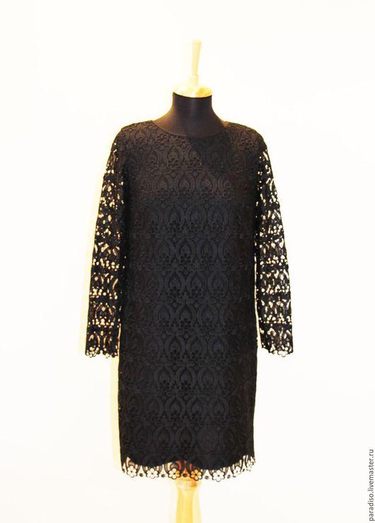 Платья ручной работы. Ярмарка Мастеров - ручная работа. Купить Я БУДУ ОДЕТА В СИЦИЛИЙСКОЕ КРУЖЕВО платье из итальянского кружева. Handmade.