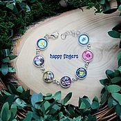 Украшения handmade. Livemaster - original item Gravity falls bracelet, gravity falls Dipper Mabel. Handmade.
