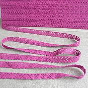 Материалы для творчества handmade. Livemaster - original item Lace cotton 1,5 cm
