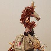 """Куклы и игрушки ручной работы. Ярмарка Мастеров - ручная работа Лошадка """"Прованс"""" ( продано). Handmade."""