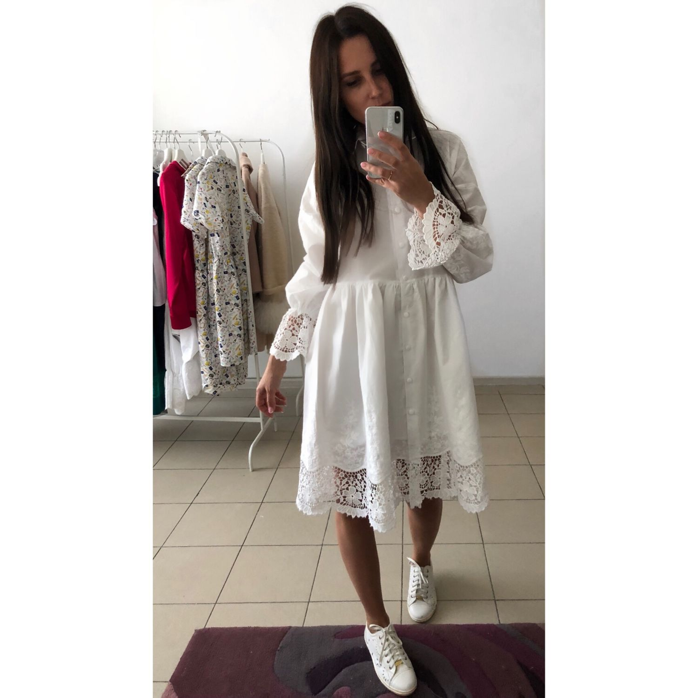 637cf53ed3a Платье из хлопкового шитья – купить в интернет-магазине на Ярмарке ...