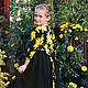 Одежда для девочек, ручной работы. Заказать Платье для девочки нарядное. Дизайнер Юлия Грек (JuliaGrek). Ярмарка Мастеров. Платье с цветами