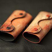 Сумки и аксессуары handmade. Livemaster - original item Housekeeper leather. Handmade.