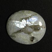 Материалы для творчества handmade. Livemaster - original item Belomorite (Moonstone). cabochon. Handmade.