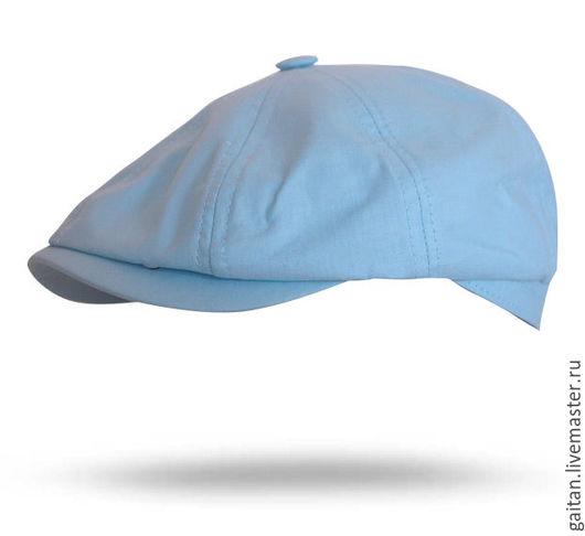 Восьмиклинка Голубая