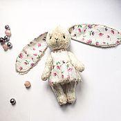 Куклы и игрушки ручной работы. Ярмарка Мастеров - ручная работа Зайка Аленка. Handmade.
