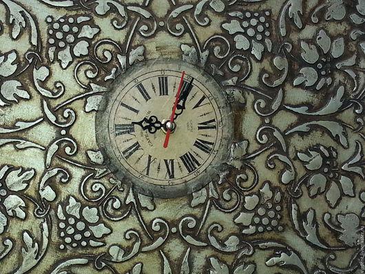 Часы для дома ручной работы. Ярмарка Мастеров - ручная работа. Купить Часы большие старинные. Handmade. Часы, часы в подарок