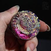 Подарки к праздникам handmade. Livemaster - original item Glass ball Astronomy. Cosmos Meditation Galaxy Zodiac Space. Handmade.