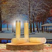 Косметика ручной работы handmade. Livemaster - original item winter lip balm