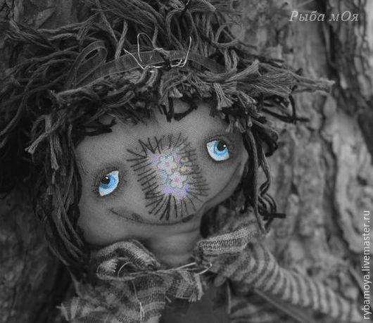 Авторская чердачная кукла Наша ПрЫнцесса.  Ярмарка мастеров-ручная работа. Handmade. Купить Attic Princess. Мастер Яга.