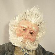 Куклы и игрушки ручной работы. Ярмарка Мастеров - ручная работа Дед Пых (нашел дом). Handmade.