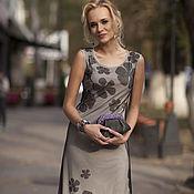 Одежда ручной работы. Ярмарка Мастеров - ручная работа платье Petali. Handmade.