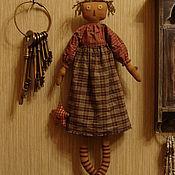 """Куклы и игрушки ручной работы. Ярмарка Мастеров - ручная работа """"Мамина девочка"""". Handmade."""