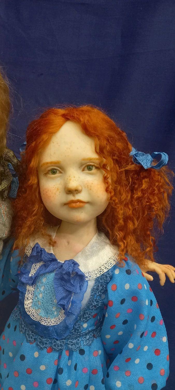 Варя, Будуарная кукла, Бор,  Фото №1