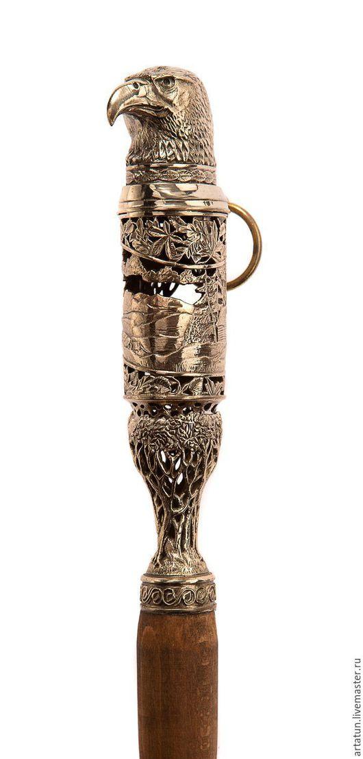 """Комплекты аксессуаров ручной работы. Ярмарка Мастеров - ручная работа. Купить Ложка для обуви большая """"орел"""", 800 мм. Handmade."""