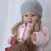 Куклы и игрушки ручной работы. Ярмарка Мастеров - ручная работа Агата!. Handmade.