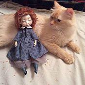Куклы и игрушки ручной работы. Ярмарка Мастеров - ручная работа Таня. Handmade.