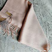 Аксессуары handmade. Livemaster - original item Scarves: The scarf is hand-woven from Italian yarn. SILK TOUSSAINT.. Handmade.