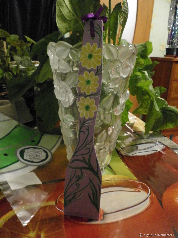 Сувениры: Лопатка кухонная-сувенир, Ложки, Серпухов,  Фото №1