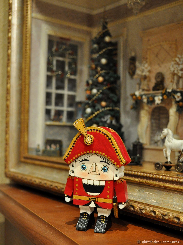 Щелкунчик деревянный, Кукольный театр, Санкт-Петербург,  Фото №1