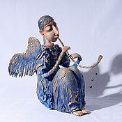 Куклы и игрушки ручной работы. Ярмарка Мастеров - ручная работа Ангел дождя. Handmade.