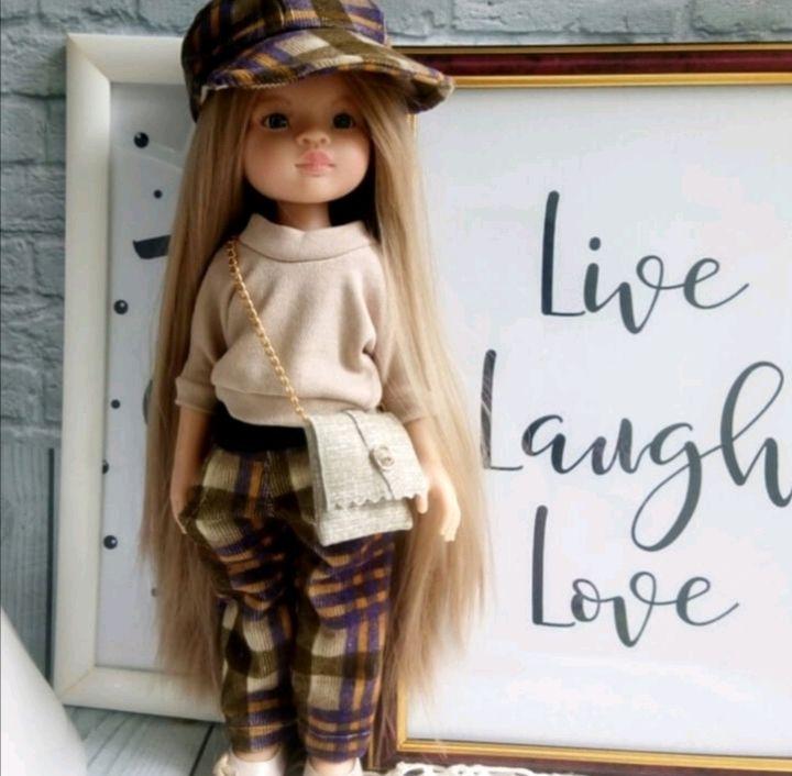 "Комплект ""City style"", Одежда для кукол, Самара,  Фото №1"