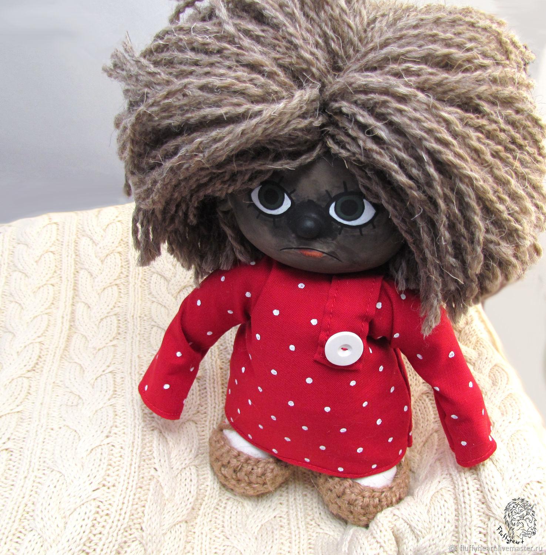 Домовенок Кузя, Интерьерная кукла, Санкт-Петербург,  Фото №1
