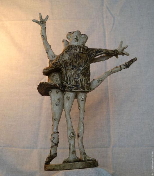 Коллекционные куклы ручной работы. Ярмарка Мастеров - ручная работа. Купить Вдохновение. Handmade. Интерьерная кукла, лягушка