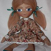 Куклы и игрушки ручной работы. Ярмарка Мастеров - ручная работа Кукла Молли. Handmade.