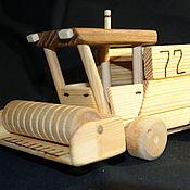 Куклы и игрушки handmade. Livemaster - original item Combine. Handmade.
