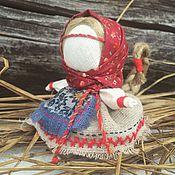 """Куклы и игрушки ручной работы. Ярмарка Мастеров - ручная работа Народная Кукла """"На счастье"""". Handmade."""