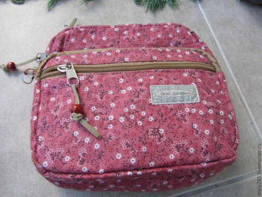 Женские сумки ручной работы. Ярмарка Мастеров - ручная работа. Купить сумочка из материи. Handmade. Сумочка из ткани, хлопок