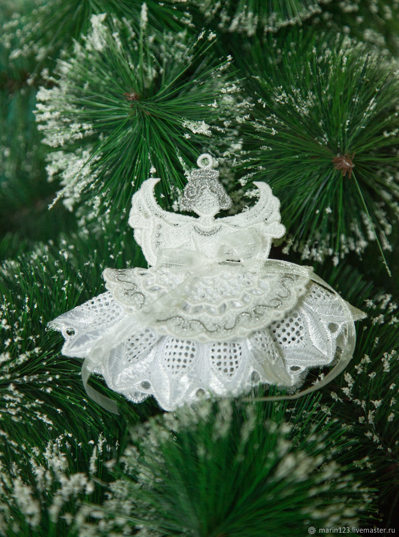 Christmas angel No. 5, Christmas decorations, Samara,  Фото №1
