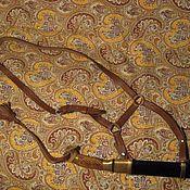 Субкультуры handmade. Livemaster - original item Saber harness, arr. 1927. Handmade.